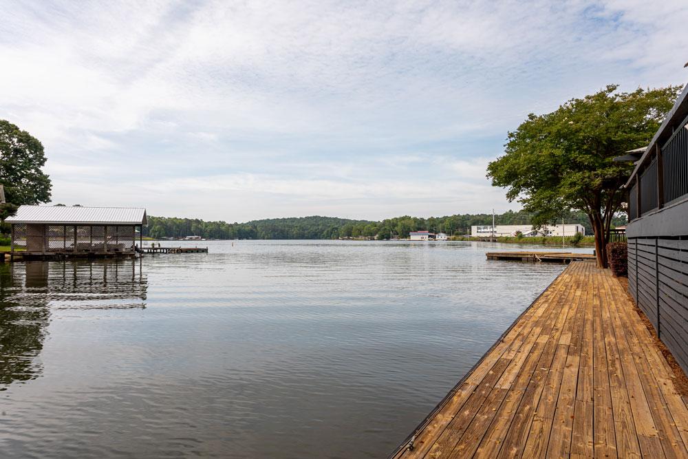 Creekside Dock