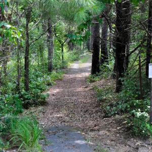 Nature Trail Horseshoe Bend Park (Nationalparkplanner.com)
