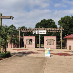 Montgomery Zoo Entrance (Only In Your State)