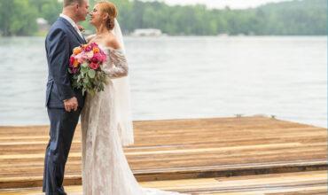 Wedding Creekside